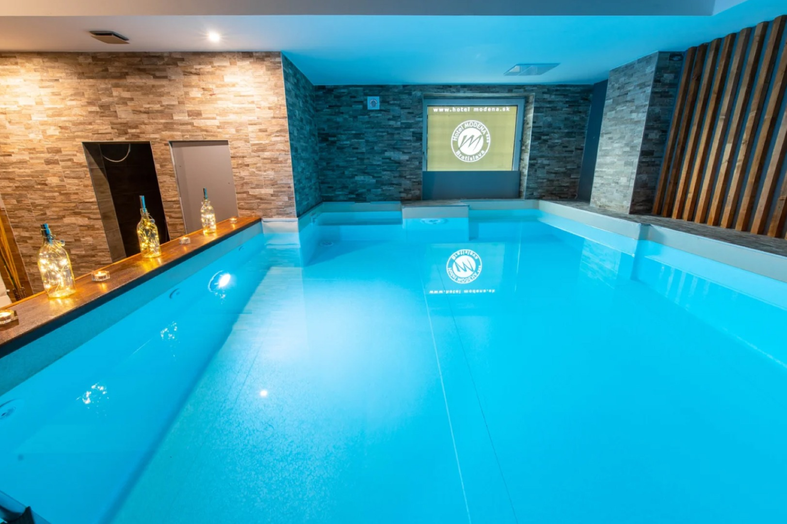 Wellness SPA - hotel Modena